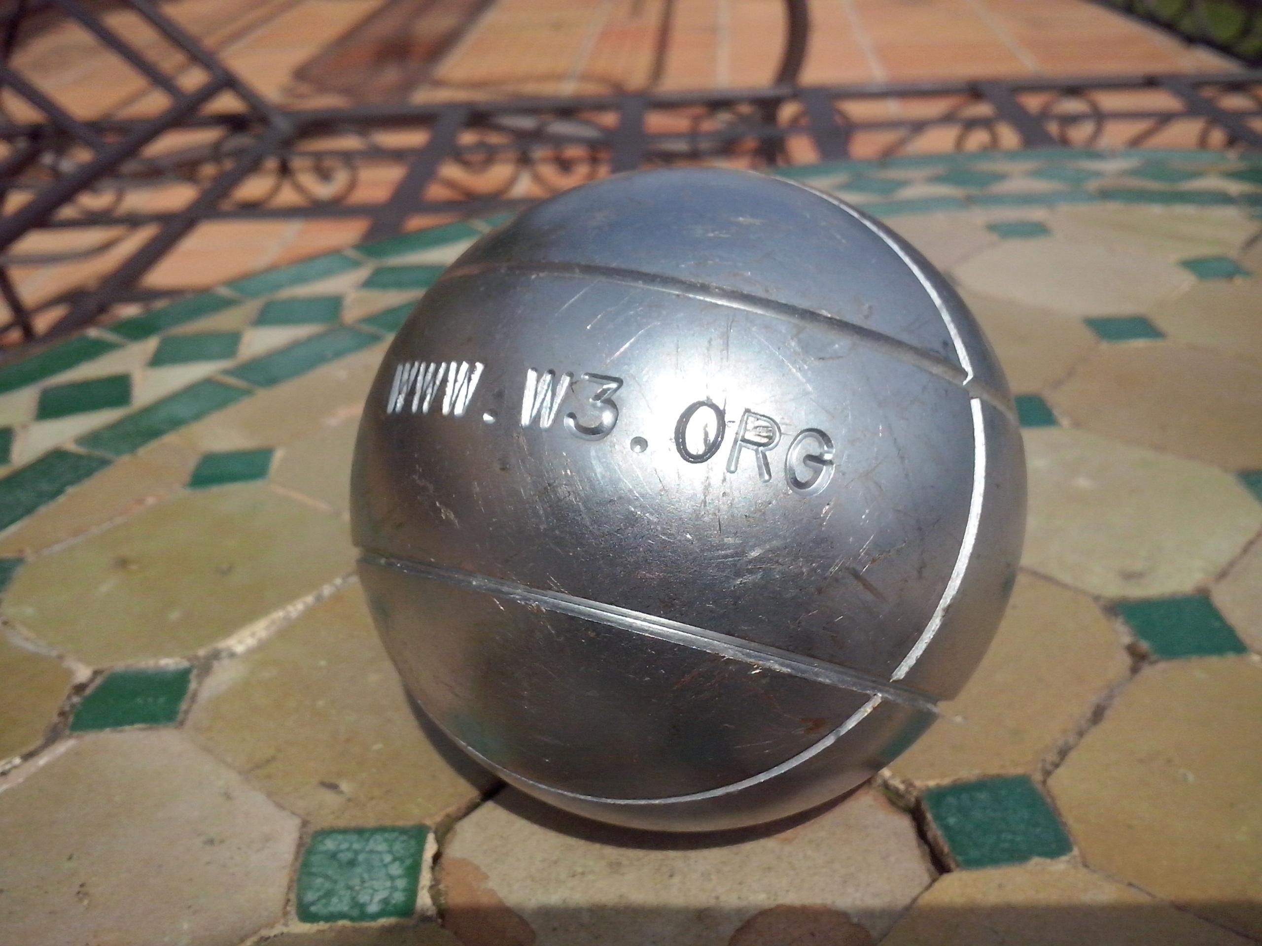 Boule W3C